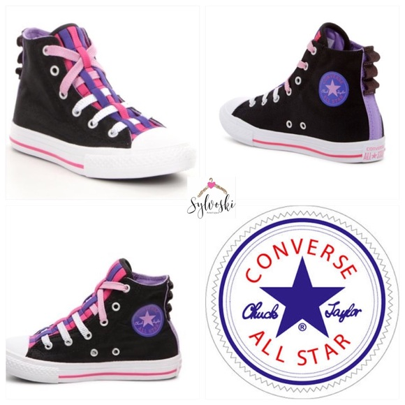 287dbf3146f6 🆕Converse Chuck Taylor All Star Shimmer Loopholes